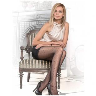 Conte Desire Fashion moteriškos pėdkelnės su taškučiais