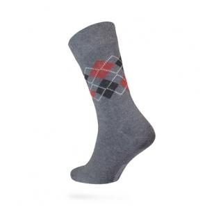 Conte DiWaRi Comfort spalvotos raštuotos kojinės