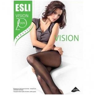 Conte ESLI Vision klasikinės 20 den pėdkelnės