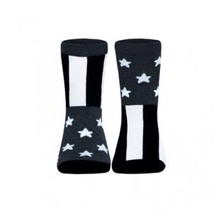 Conte Kids Tip-Top linksmos spalvingos kojinės vaikams Žvaigždutės
