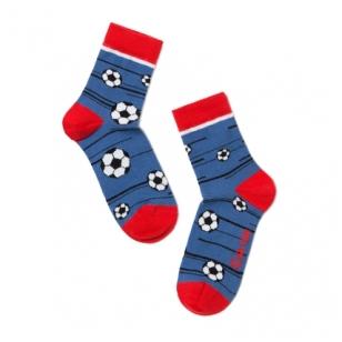 Conte Kids Tip-Top spalvingos kojinės vaikams Futbolai