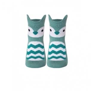 Conte Kids Tip-Top spalvingos kojinės vaikams Pelėdos
