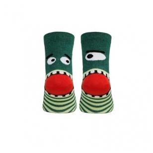 Conte Kids Tip-Top spalvingos linksmos kojinės vaikams