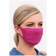 Daugkartinio naudojimo kaukė su sidabro jonais ir daugkartinio naudojimo filtru