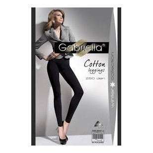 Gabriella Cotton 250 den tamprės - Winter Collection