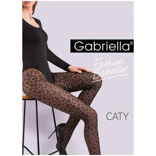 Gabriella pėdkelnės Caty - leopardo raštai