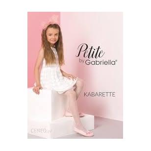 Gabriella Petite Kabarette - tinklinės pėdkelnės jaunoms damoms
