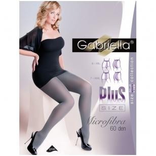 Gabriella Plus Size Microfibre 60 den