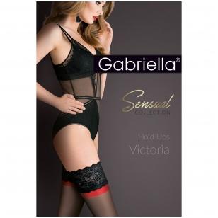 Gabriella Sensual Collection Victoria limpamos kojinės