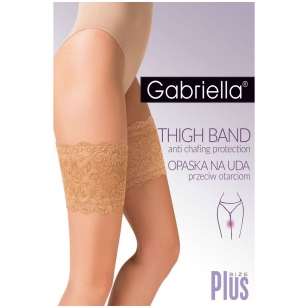 Gabriella Thigh Band Plus šlaunų juostos