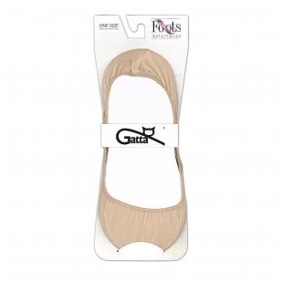 Gatta Foots Baleriness N18 medvilninės moteriškos pėdutės