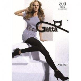 Gatta Leggings 300 den tamprės