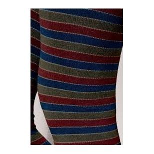 Gatta Trendy Line Cotton N1 storos mevilninės, aplinkai draugiškos, raštuotos pėdkelnės