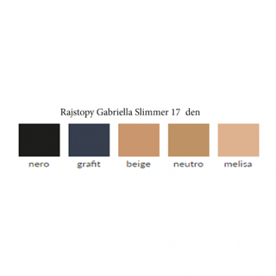 Gabriella Slimmer 17 den - plokščias liemuo 2