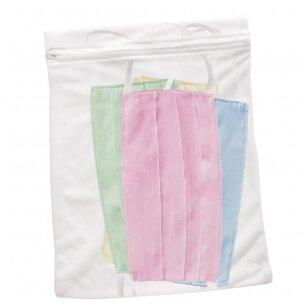 Julimex daugkartinių kaukių skalbimo maišelis