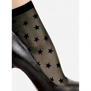 Lores Stelline kojinaitės su smulkiomis žvaigždutės