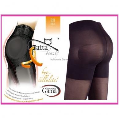 Gatta Beauty Bye Cellulite 20 den 2