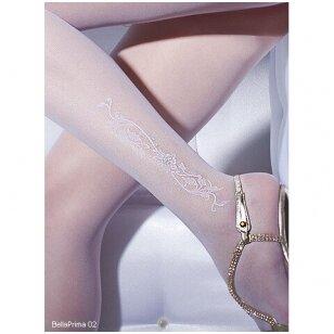Puošnios pėdkelnės nuotakoms Wedding by Gatta Bella Prima 01