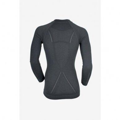 THERMOACTIVE MERINO WOOL - vyriški merino vilnos termo marškinėniai ilgomis rankovėmis 2