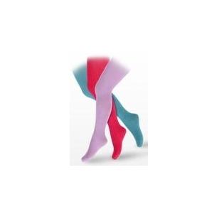 Wola plonos medvilnės spalvotos lygios pėdkelnės jaunoms damoms