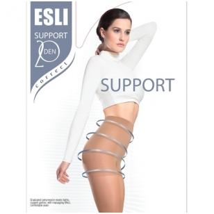 Conte ESLI SUPPORT 20 formuojančios pėdkelnės