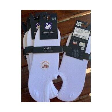 Wola Perfect Man Soft Cotton kojinės iki kulkšnių