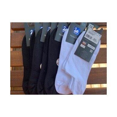 Wola Perfect Man medvilninės kojinės iki kulkšnių 3